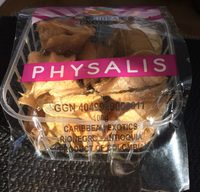 Physalis, Amour en cage - Product