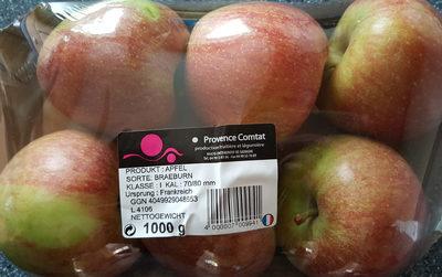 Äpfel Braeburn - Produkt