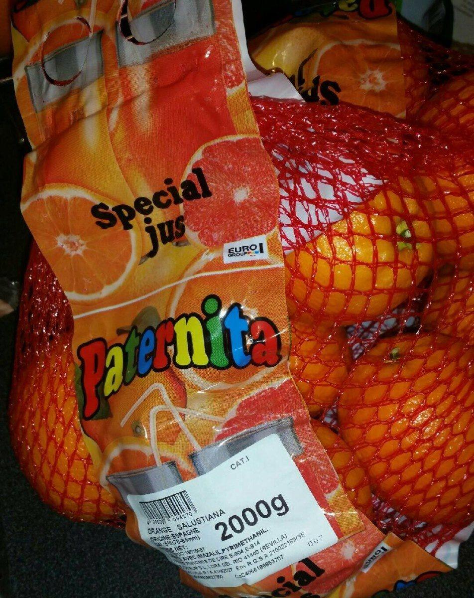 Orange salustiana - Product - fr