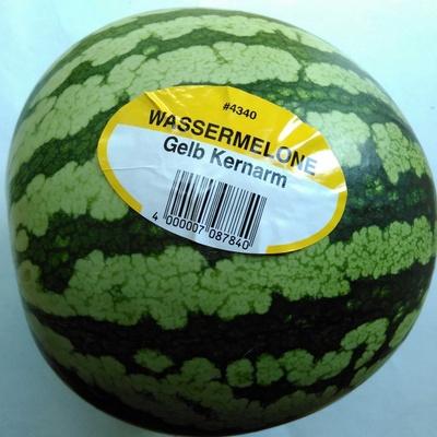 Wassermelone gelb kernarm - Produit - de