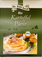 Kartoffel püree - Produkt