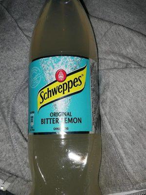 Schweppes Original Bitter Lemon - Produit - fr