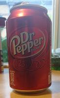 Dr Pepper - Produit - fr