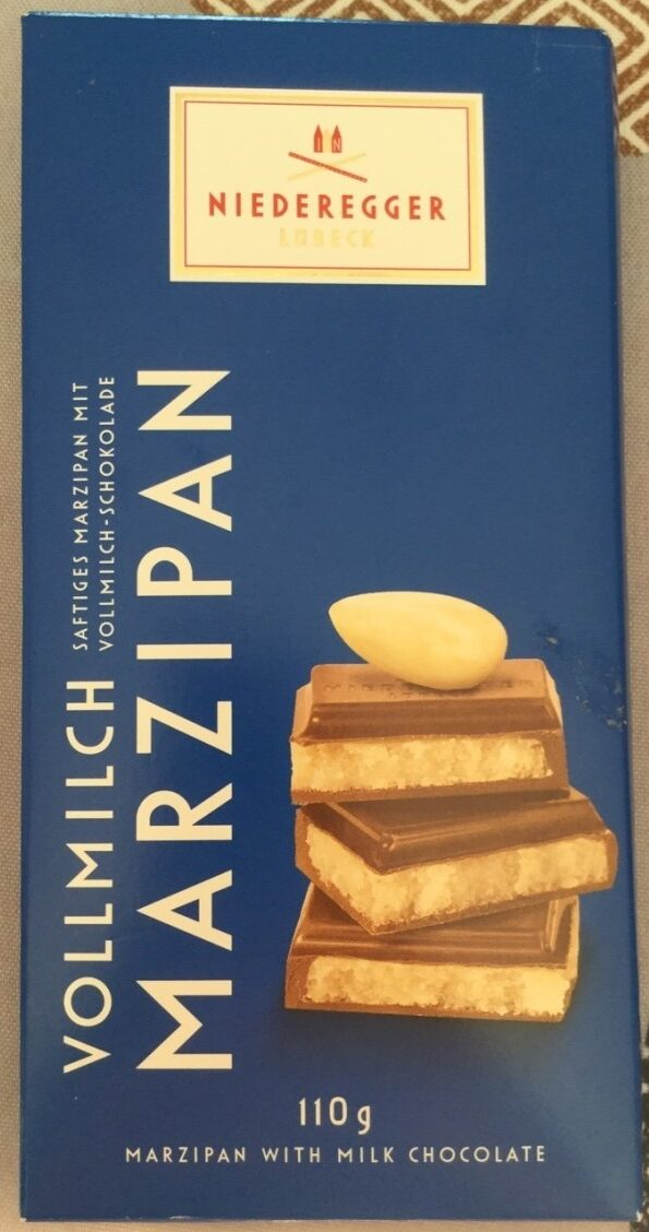 Vollmilch Marzipan - Product