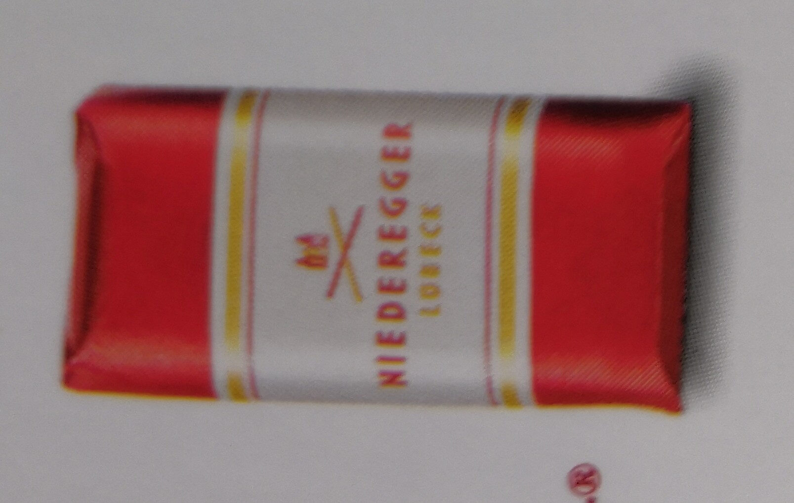 Niederegger Marzipan Klassiker 300G - Product - fr