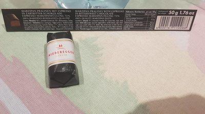 Espresso Marzipan - Produit