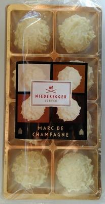 Marc de Champagne - Produit