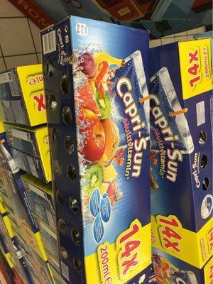 Boisson aux fruits plate multivitamines Capri Sun - Prodotto - fr