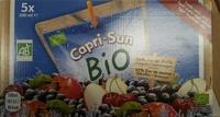 Capri-Sun pomme cassis cerise bio - Prodotto - fr