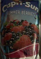Capri-Sun Summer Berries - Producto