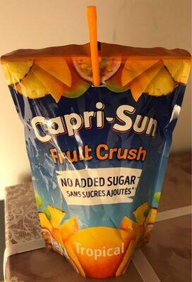 Capri Sun tropical sans sucres ajoutées - Prodotto - fr