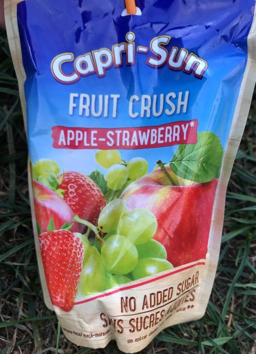Caprisun - Produit
