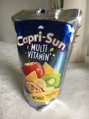 Capri-Sun Multi Vitamin - Product - fr