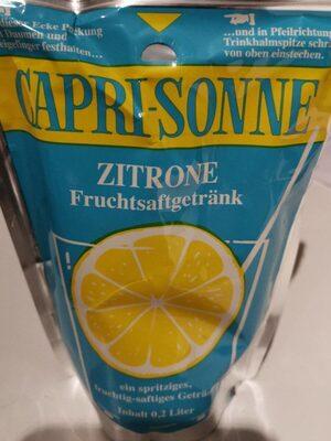 Capri-Sonne citron - Product