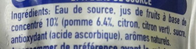 Capri-sun Apple - Ingredienti - fr