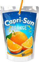Capri-Sun Orange - Produit - fr
