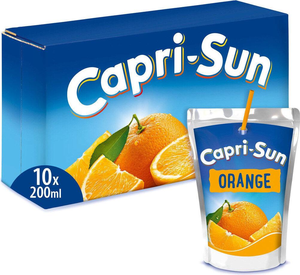 Capri-Sun Orange - Prodotto - fr