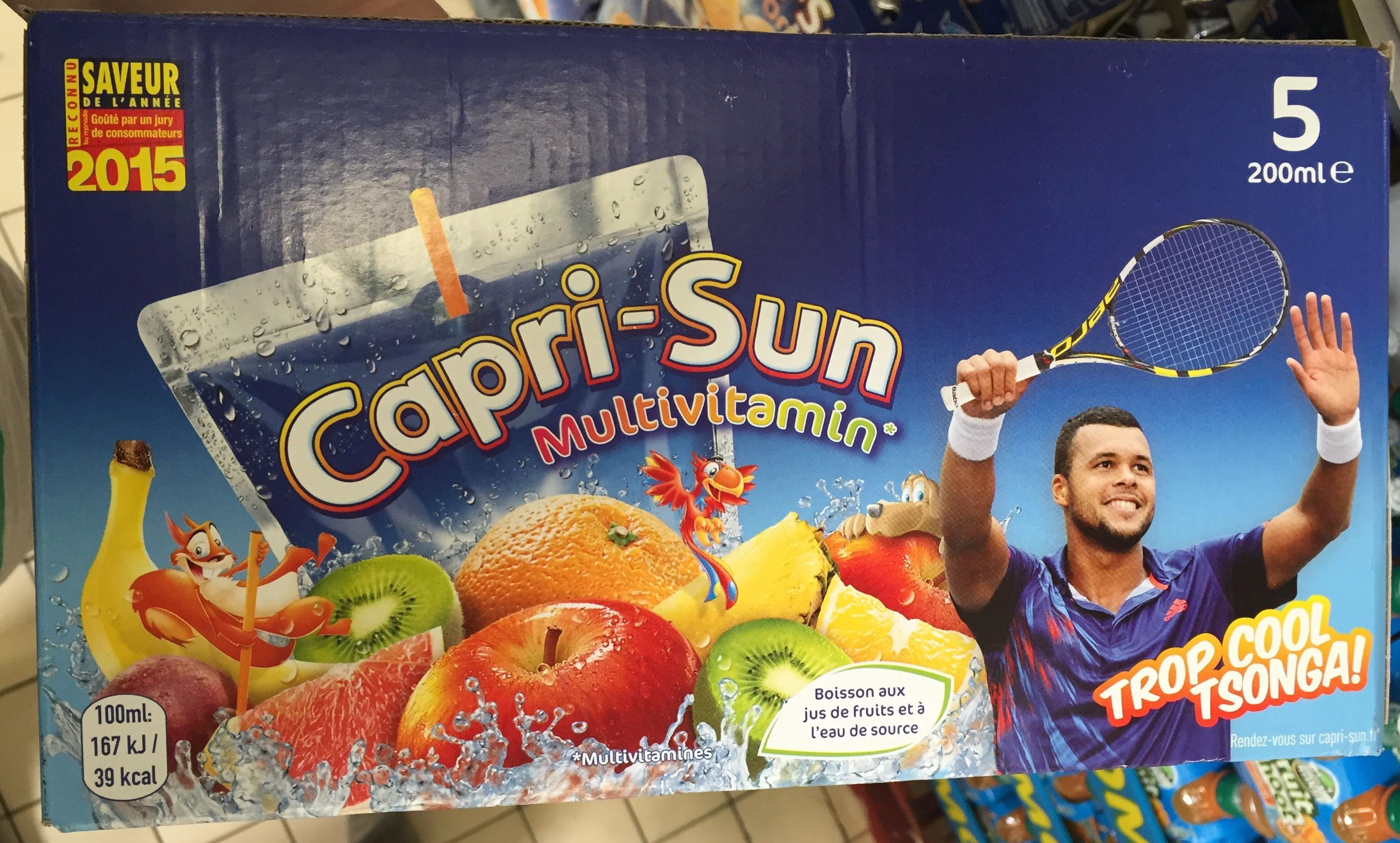 Multivitamin - Prodotto - fr