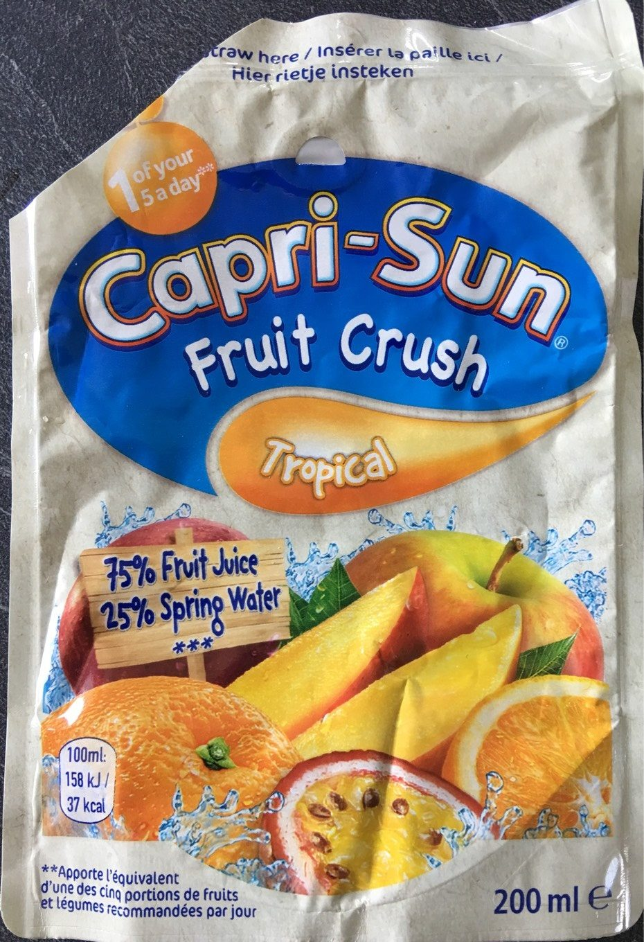 Fruit Crush - Tropical - Product - fr