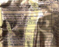 Capri-sonne Multivitamín - Nutrition facts - de