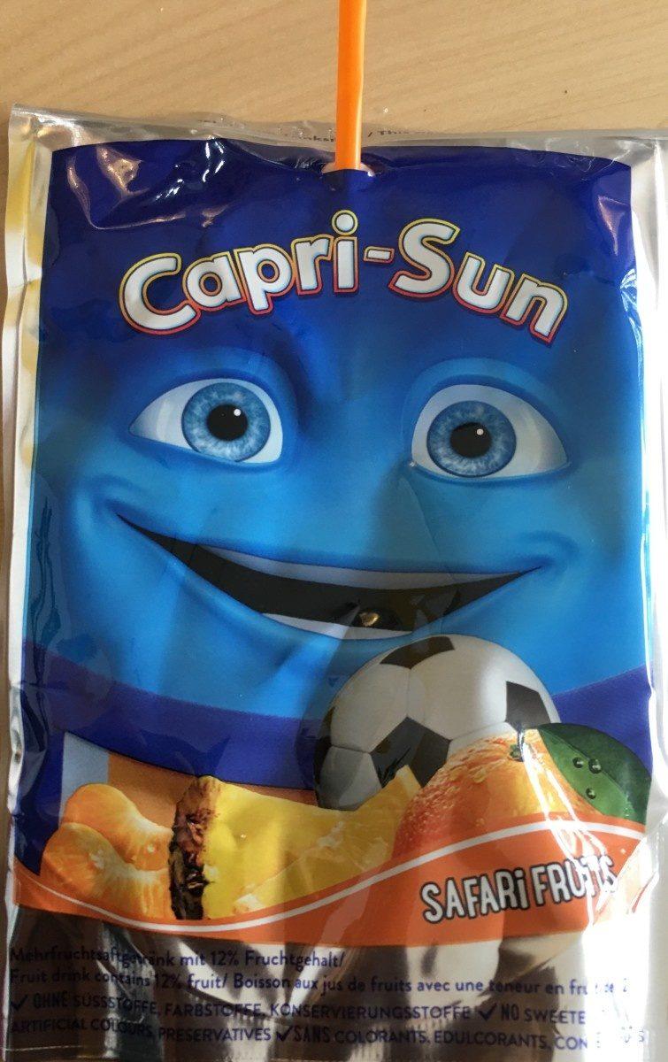 Capri Sun Safari Fruits - Product - fr