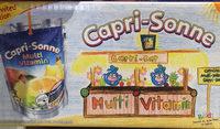 Multi Vitamin x - Product