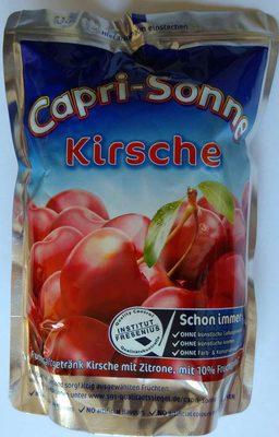 Capri-Sonne Kirsche - Produkt