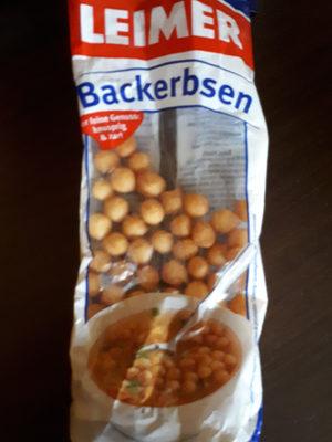 backerbsen - Product - fr