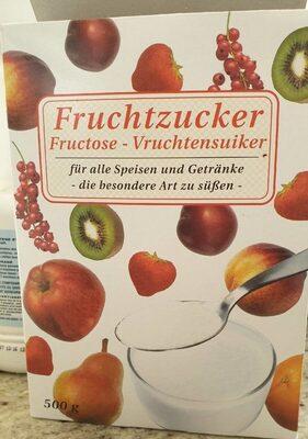 Fruchtzucker 500Gr - Product