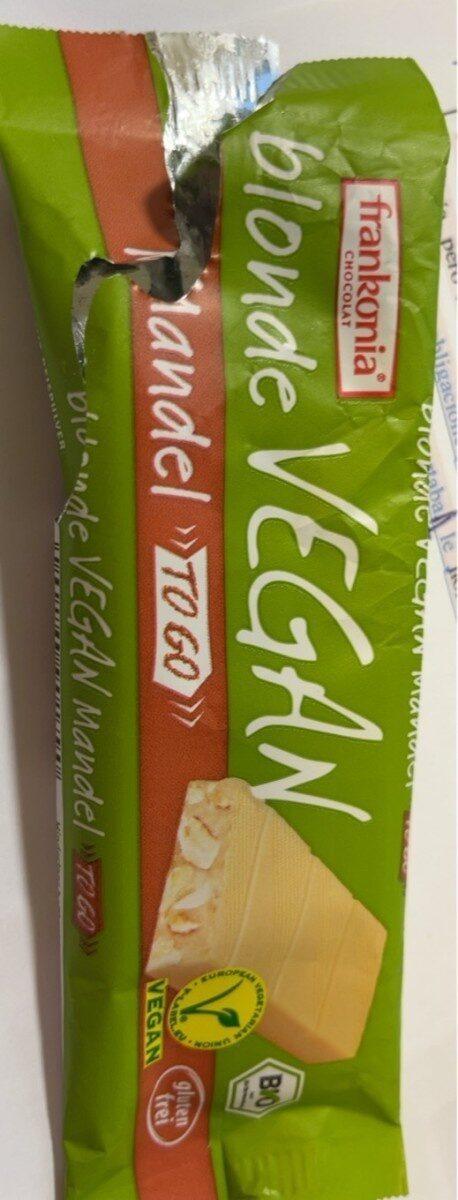 Blonde Vegan - Produkt - es