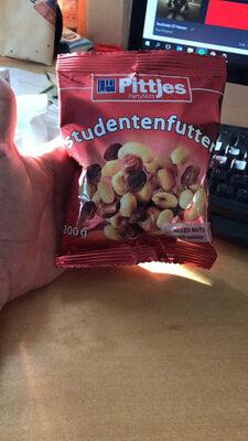 Pittjes Studentenfutter - Product - fr