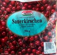 Sauerkirschen - Produkt