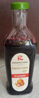 Frucht-Sirup Granatapfel - Produit - de