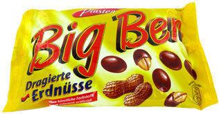 Big Ben Cacahuètes Enrobées De Chocolat Au Lait - Product - fr