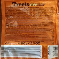 Treets - Ingrédients - fr
