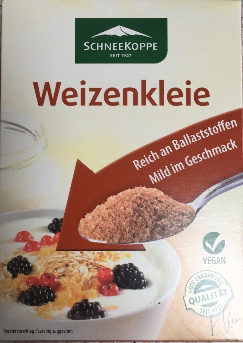 Weizenkleie - Produit - fr