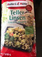 Teller Linsen - Product