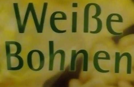 Weise Bohnen - Ingrediënten - de