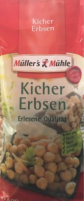 Kicher Erbsen - Produit - fr