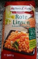 Rote Linsen - Product - de