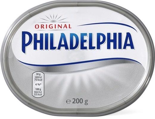 Philadelphia - Produkt