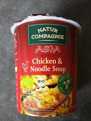 Chicken & Noodle Soup - Product - fr