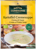 Kartoffel Cremesuppe - Product