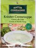 Kräuter Cremesuppe - Product