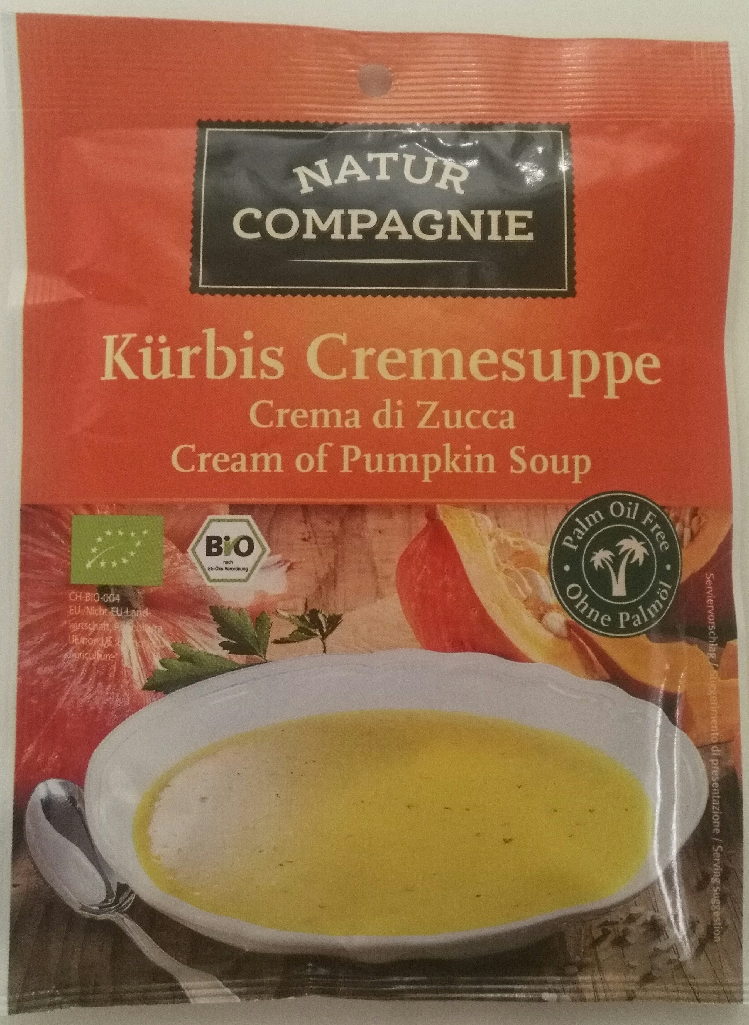 Kürbis Cremesuppe - Product