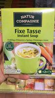 Soupe Instantanee Printemps 34G Demi L - Producto