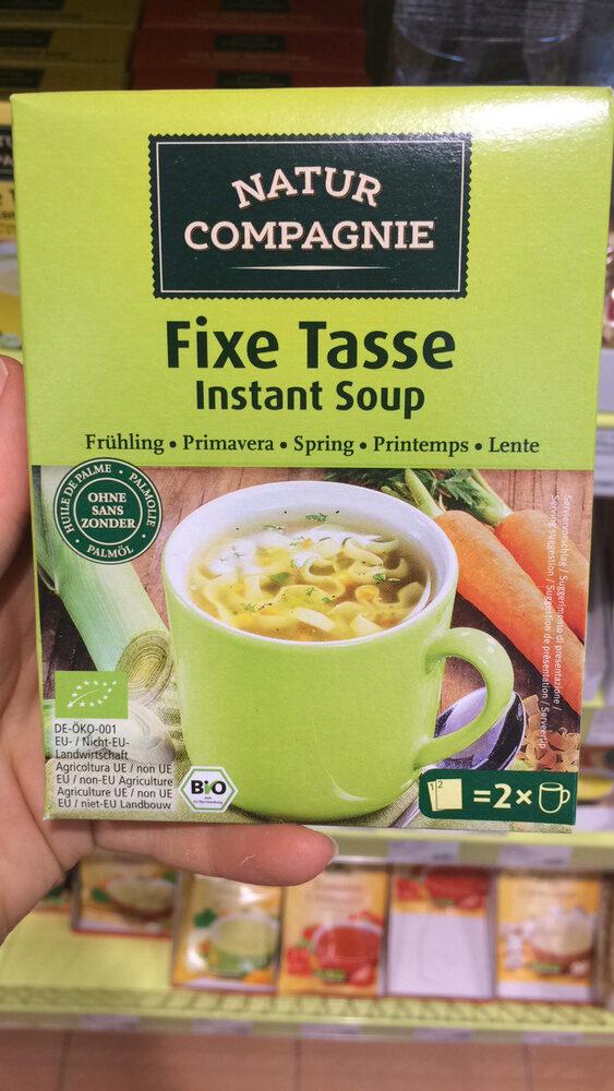 Soupe Instantanee Printemps 34G Demi L - Producto - fr