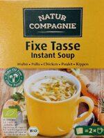 Natur Compagnie Instant Soup Kip - Product - fr