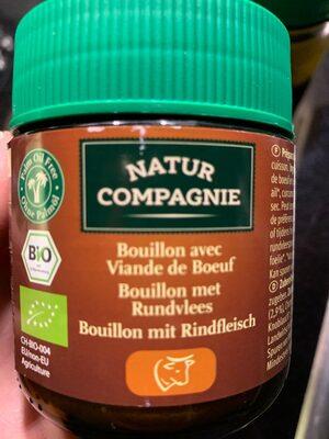 BOUILLON BOEUF POUDRE - Product