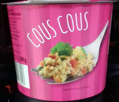 Cous cous - Produit